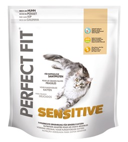 Perfect Fit Sensitive reich an Huhn 5 x 750 g