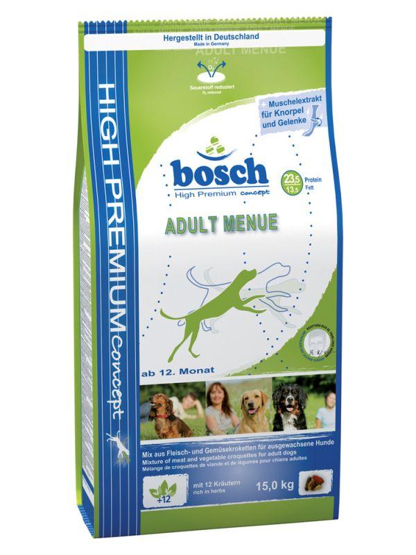Bosch | Adult Menü