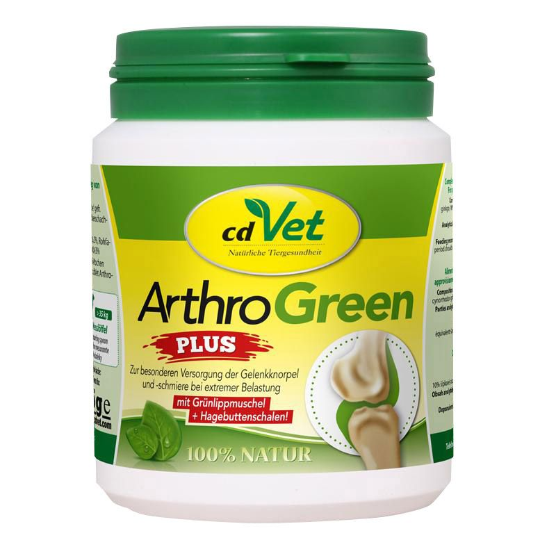 cdVet | ArthroGreen Plus