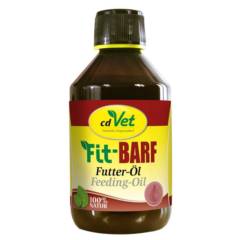 cdVet | Fit-BARF Futter-Öl