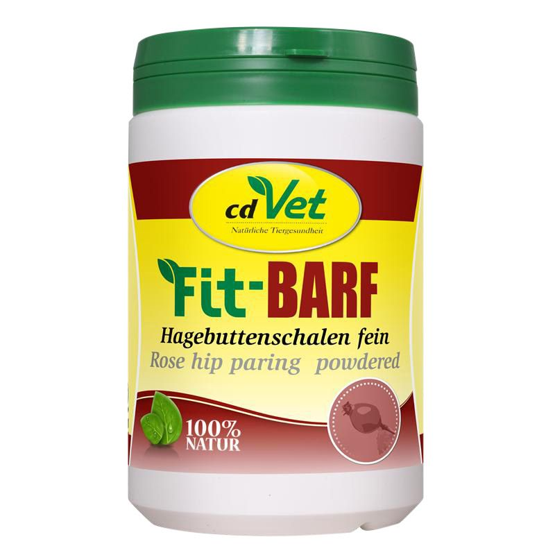 cdVet | Fit-BARF Hagebuttenschalen Fein