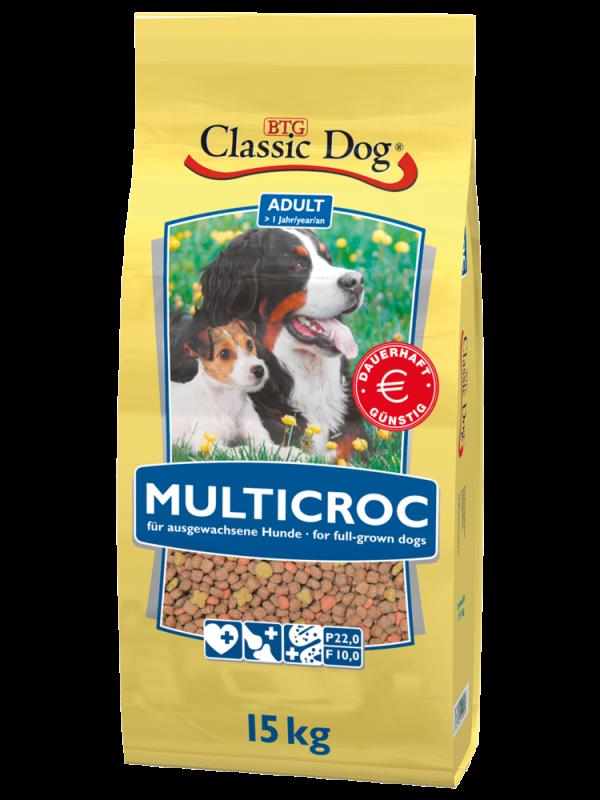Classic Dog | Multicroc