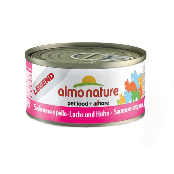Almo Nature | Classic Lachs und Huhn