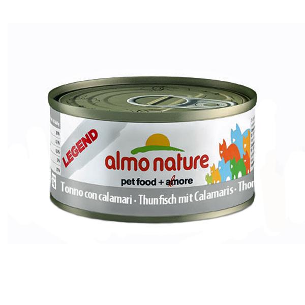 Almo Nature | Classic Thunfisch mit Calamaris