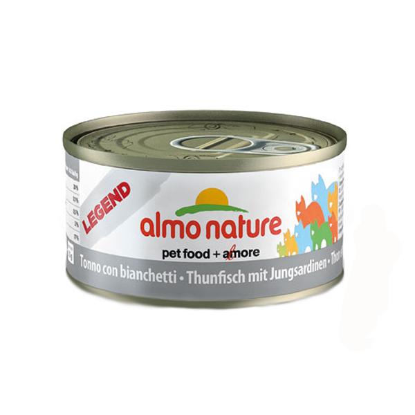 Almo Nature Thunfisch & Jungsardinen 48 x 70 g