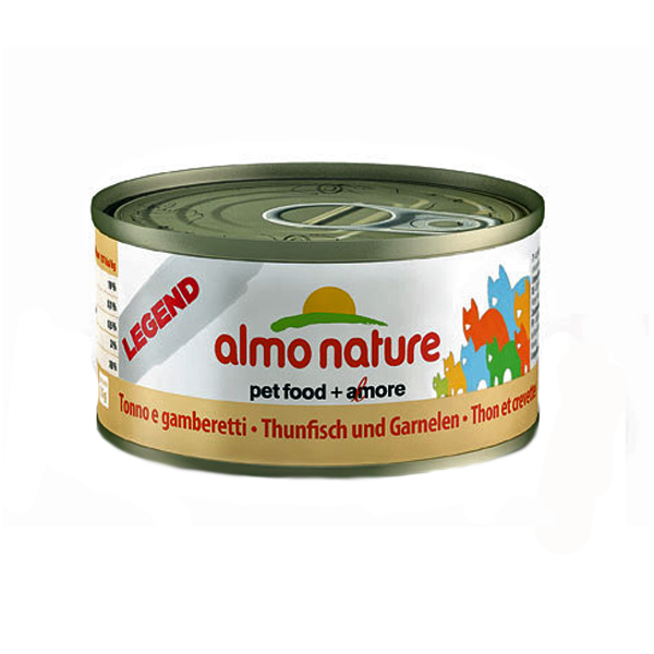 Almo Nature Thunfisch & Garnelen 24 x 70 g