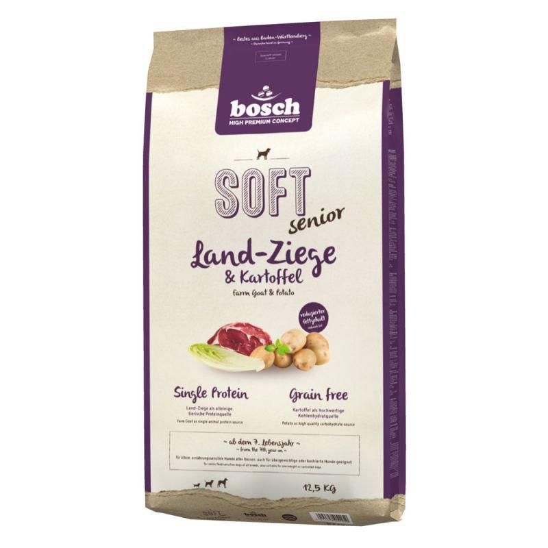 Bosch | High Premium Concept Soft+ Senior Ziege & Kartoffel