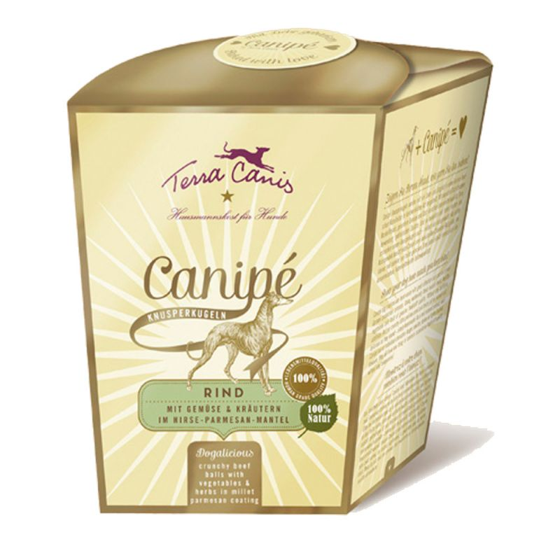 Terra Canis | Snack Canipé Rind Classic
