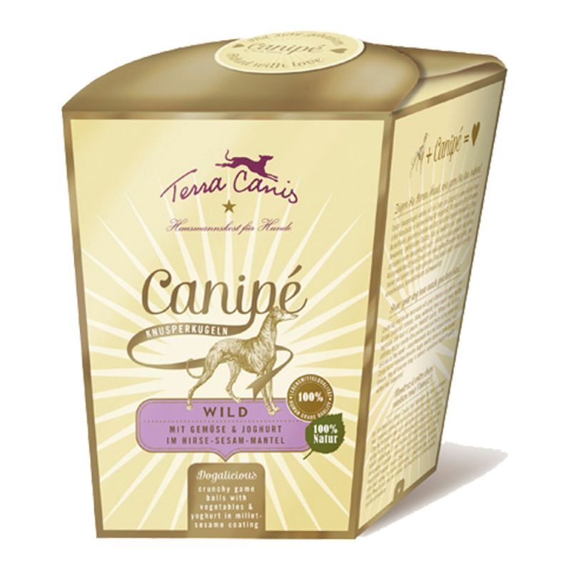Terra Canis | Snack Canipé Wild Classic