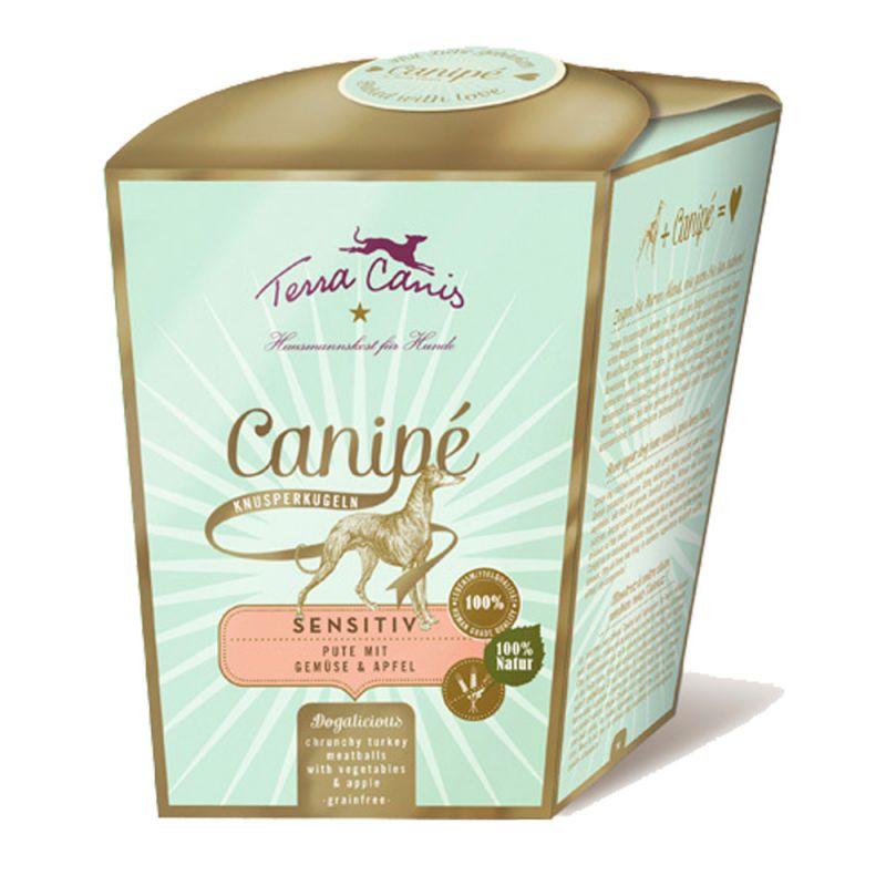 Terra Canis | Snack Canipé Pute Sensitiv