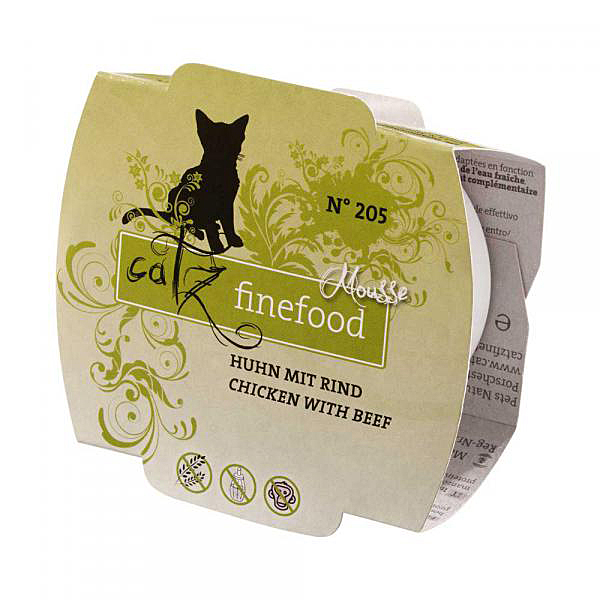 Catz finefood | Mousse No. 205