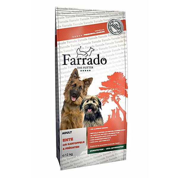 Farrado | Ente mit Kartoffeln & Früchten