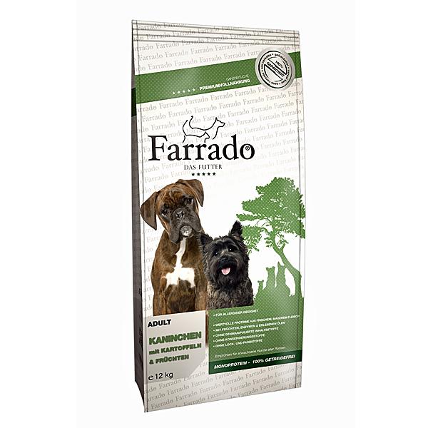 Farrado | Kaninchen mit Erbsen & Kartoffeln
