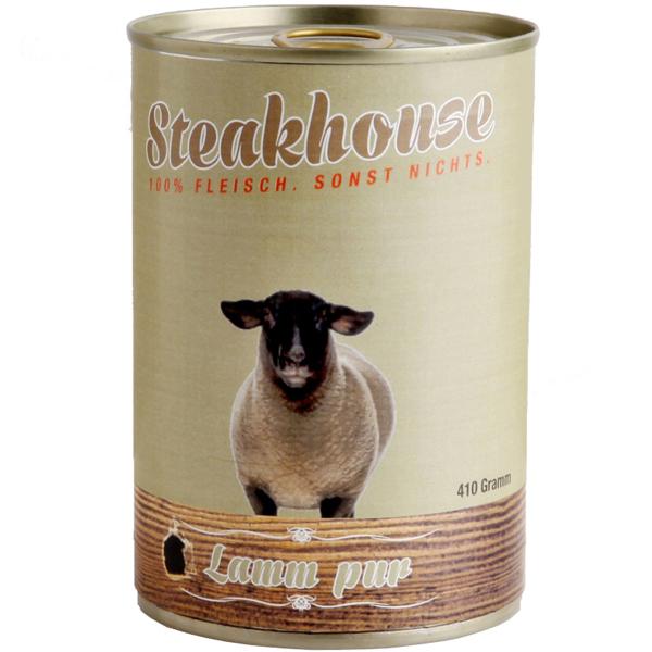Fleischeslust | Steakhouse Lamm Pur