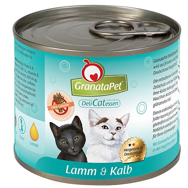 GranataPet   DeliCatessen Lamm und Kalb