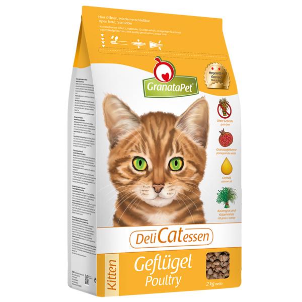 GranataPet | DeliCatessen Geflügel Kitten