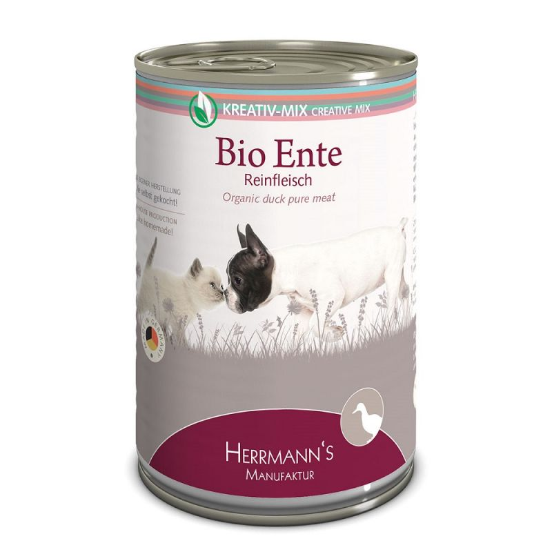 Herrmann's | Reinfleisch Bio-Ente
