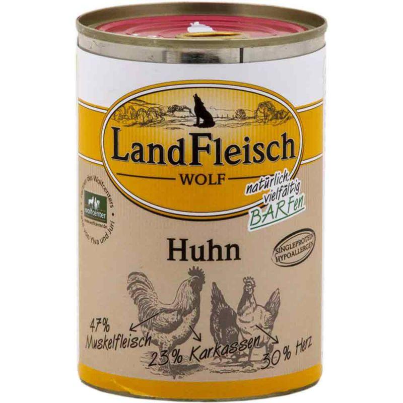 LandFleisch | Wolf Huhn