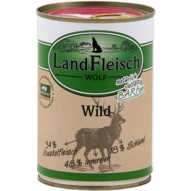 LandFleisch | Wolf Wild