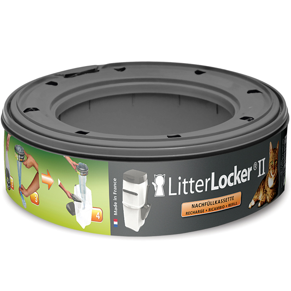 LitterLocker | Nachfüllkassette für LitterLocker II