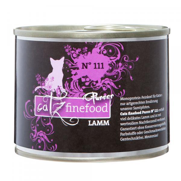 Catz finefood | Purrrr No. 111 Lamm