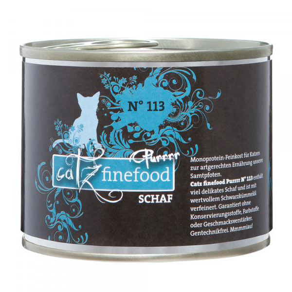 Catz finefood | Purrrr No. 113 Schaf