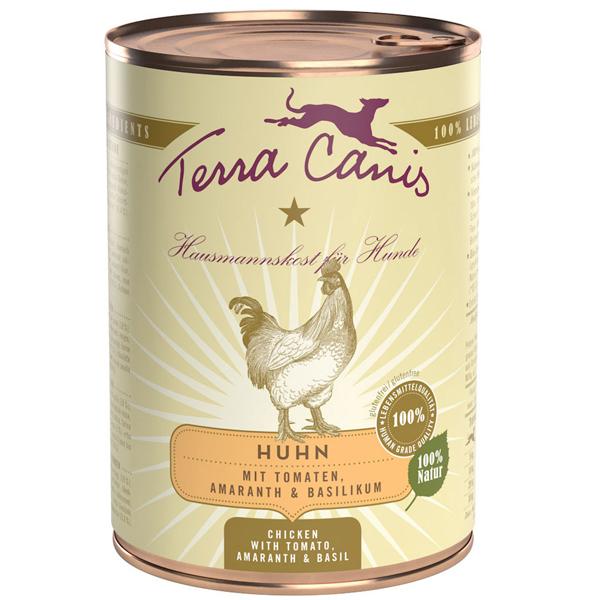 Terra Canis | Huhn mit Amaranth, Tomate und Basilikum