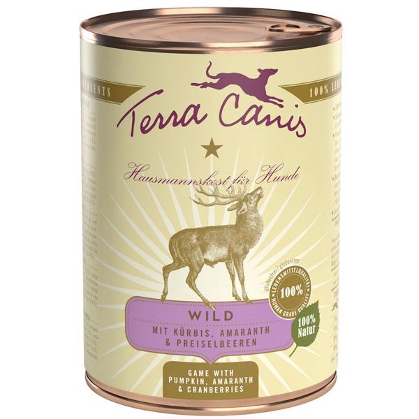 Terra Canis | Wild mit Kürbis, Preiselbeeren und Amaranth