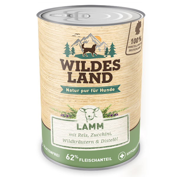 Wildes Land | Nr. 1 Lamm