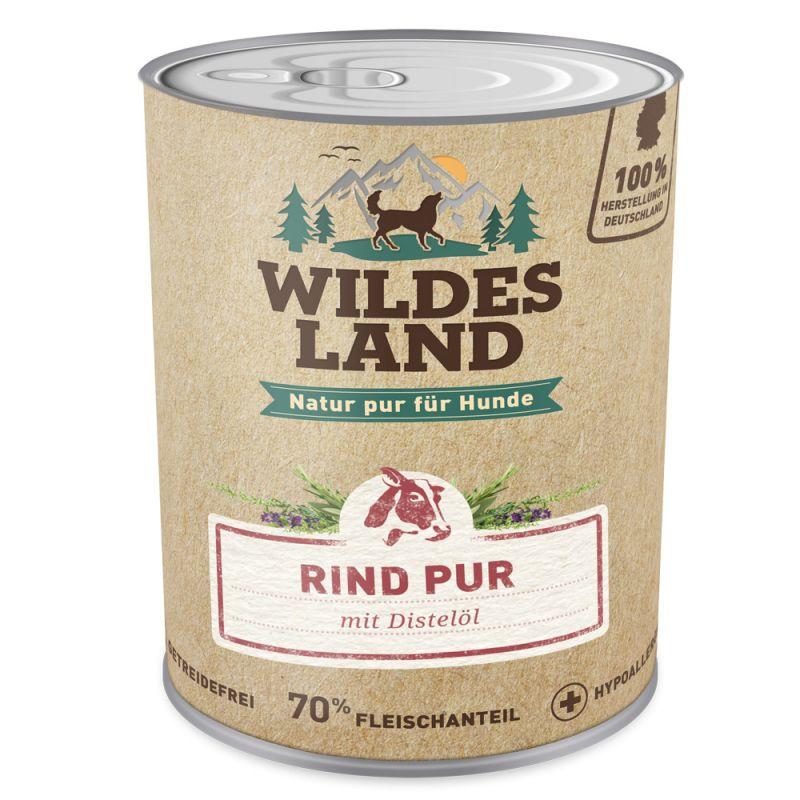 Wildes Land | Nr. 6 Rind PUR