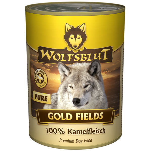 Wolfsblut | Gold Fields Pure