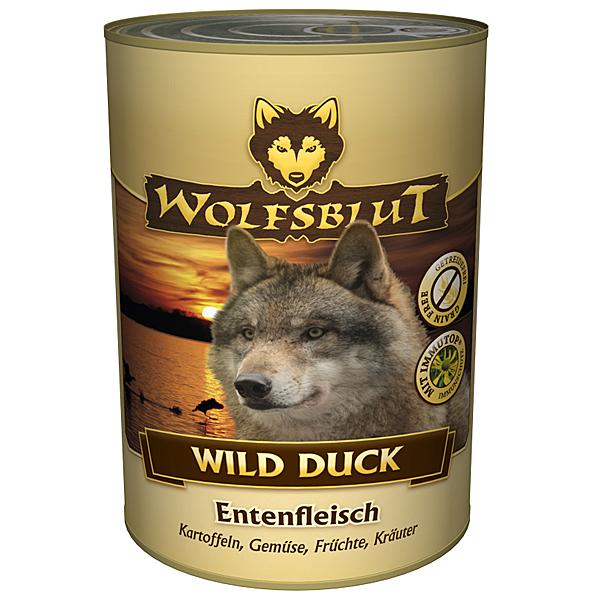 Wolfsblut | Wild Duck Nassfutter