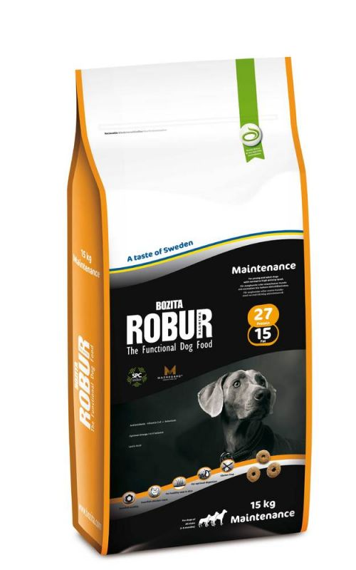 Bozita | Robur Maintenance