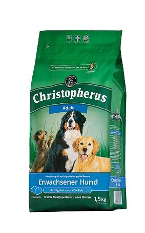 Allco | Christopherus Erwachsener Hund Geflügel & Lamm & Ei & Reis