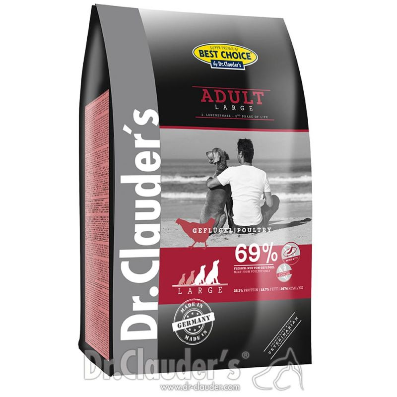 Dr. Clauder's | Best Choice Lifecycle Adult Large