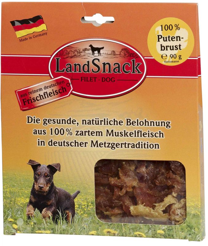 LandSnack | Dog Filet Pute
