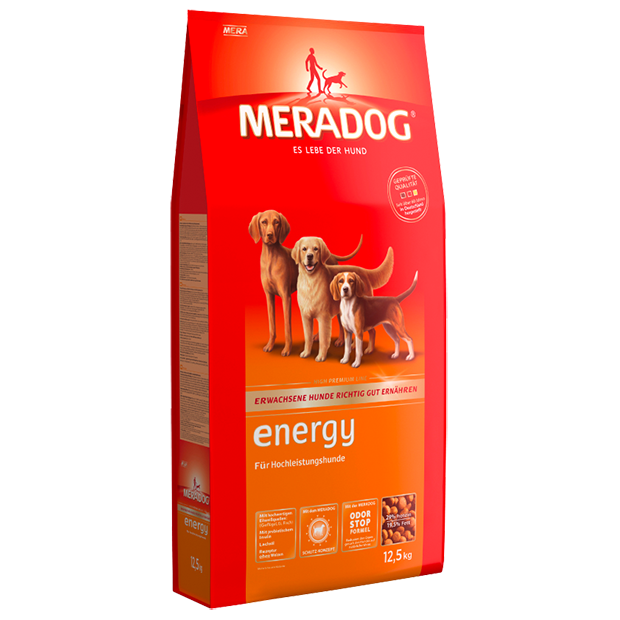 Mera Dog | High Premium Odor-Stop Energy