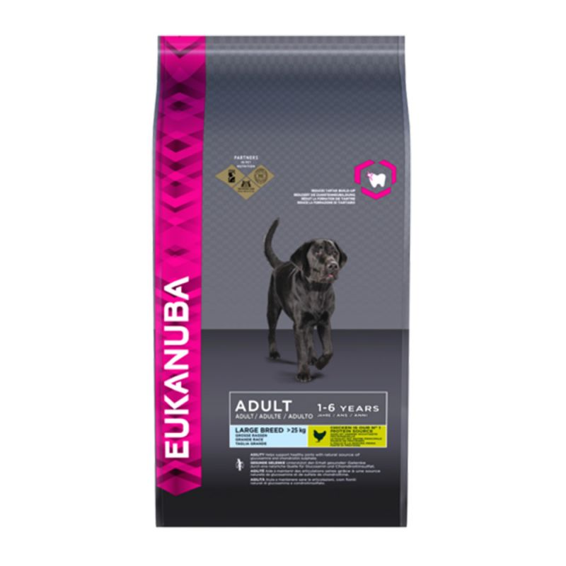 Eukanuba | ADULT Large Breed mit Huhn