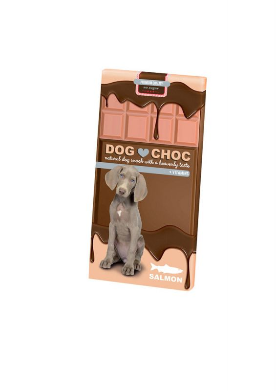 Europet Bernina | Dog Choc Salmon