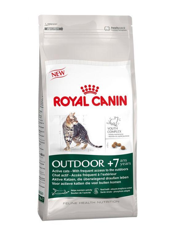 Royal Canin Feline Outdoor  & 7 10 kg