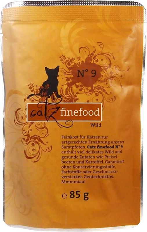 Catz finefood | No. 9 Wild