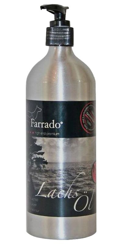 Farrado | 100 % reines Lachsöl