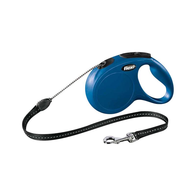 Flexi | NEW CLASSIC Blau Seil