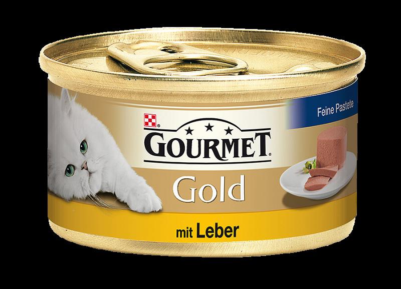 Gourmet | Gold Feine Pastete mit Leber