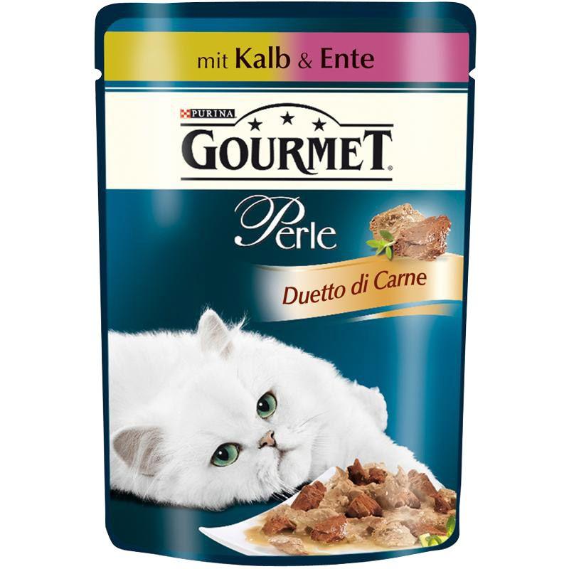 Gourmet | Perle Duetto di Carne mit Kalb & Ente