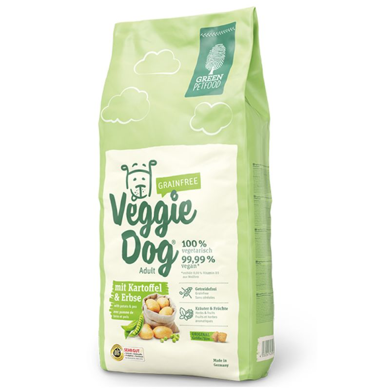 Green Petfood | VeggieDog grainfree (getreidefrei)