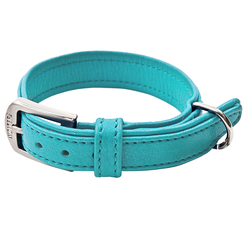 Wolters | Halsband Terravita flach in Petrol