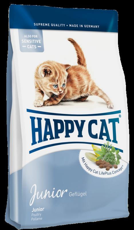 Happy Cat Fit & Well Junior 300 g
