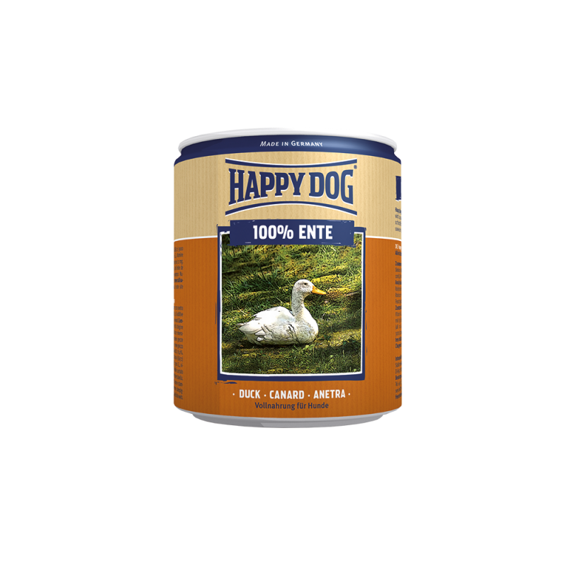 Happy Dog | Ente pur