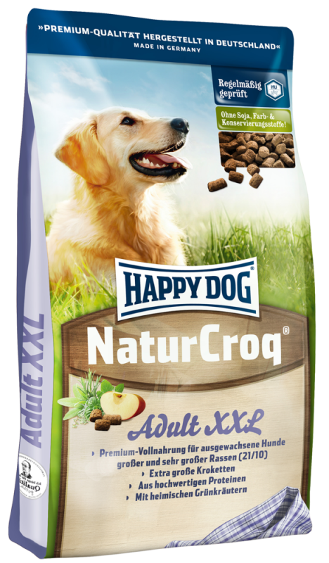Happy Dog | NaturCroq Adult XXL